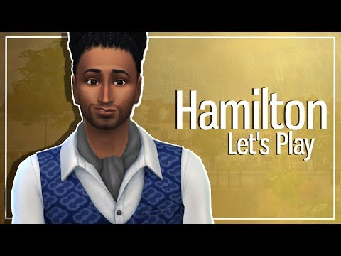 The Sims 4: Hamilton Let's Play #21 | ON FIRE