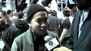 Stacks TV @ NAMM with DJ Verman