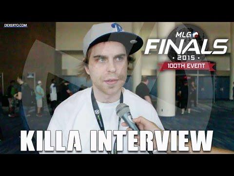 Killa Interview at MLG World Finals