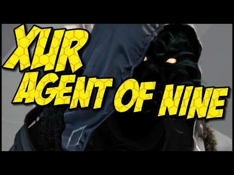Xur Agent of Nine! Year 3 Week 3. Get Coins , Also Advice