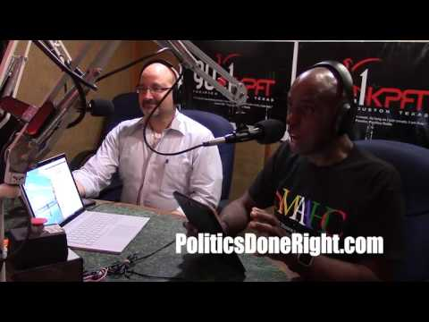 Politics Done Right on KPFT -