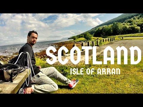 VLOG Escocia - Isla de Arran