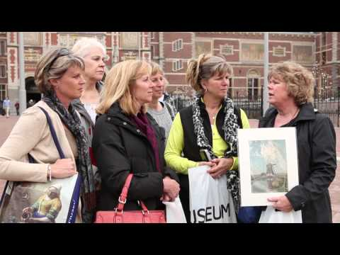 What the Rijksmuseum visitors had to say
