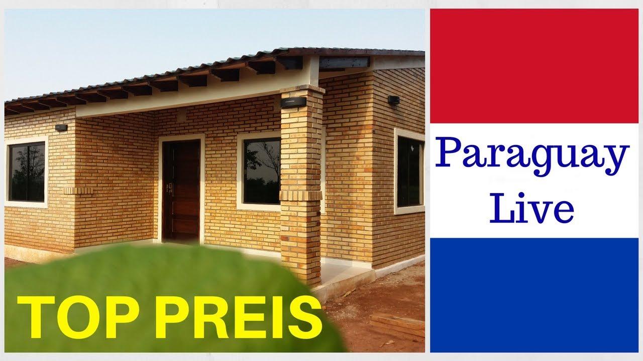 paraguay haus kaufen preiswert hausbesichtigung bungalow. Black Bedroom Furniture Sets. Home Design Ideas