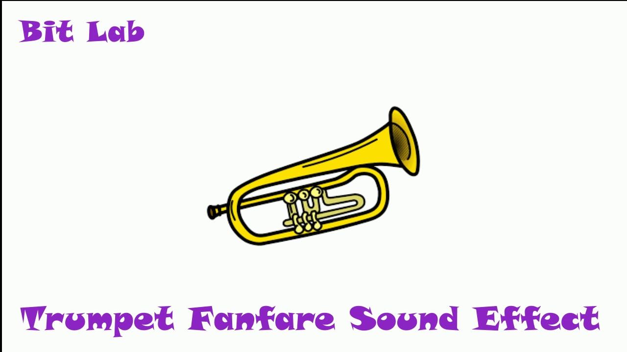 Trumpet Fanfare Sound Effects