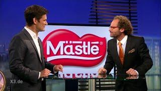 Sprecher der Mästlé Holding Schweiz: Maximilian Schafroth | extra 3 | NDR