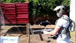 Tornado Paintball gun. Mile High Action Sports LLC, Proof Of Purchase Video 1