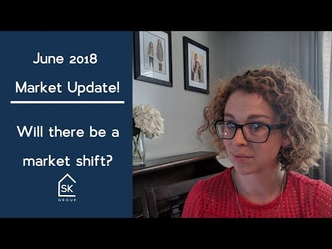 June 2018 Market Update!  Will there be a market SHIFT?