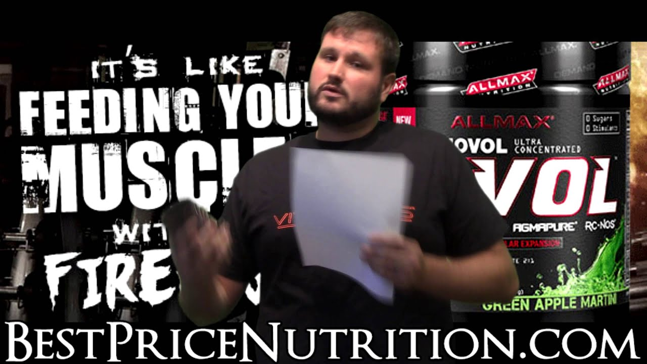EpiBurn Pro by USP Labs Review Fat Burner - YouTube