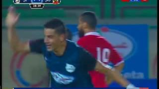 شاهد الهدف الأول من مبارة HHالأهلىH vsHإنبىH هدف محمد الشامى لاعب نادى إنبى