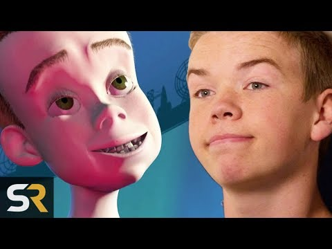 10 Actors Who Were MADE To Play Animated Characters