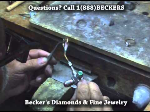 Expert Jewelry Repairs at Becker's Diamonds & Fine Jewelry West Hartford CT 1-888-BECKERS.
