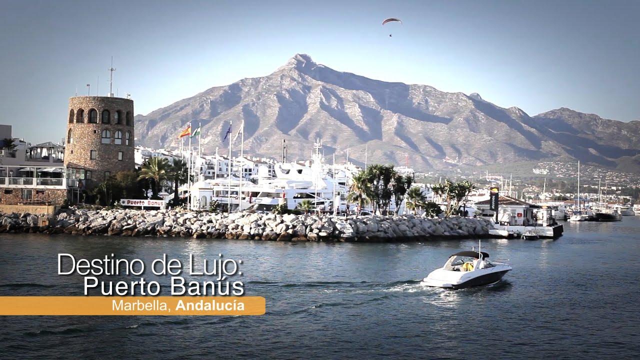 Turismo de lujo en puerto banus marbella youtube - Puerto banus marbella ...