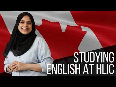 I Love English ♡ Studying English at HLIC in Halifax, Canada
