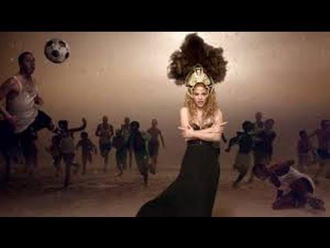 Shakira - La La La (Brazil 2014) - [Türkçe - Altyazı]