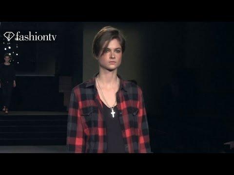 Model Trends: Vintage Fashion Fall/Winter 2013-14   FashionTV