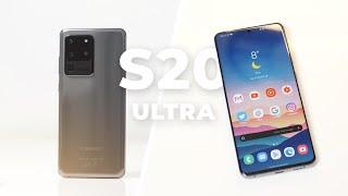 J'ai reçu le Galaxy S20 Ultra !