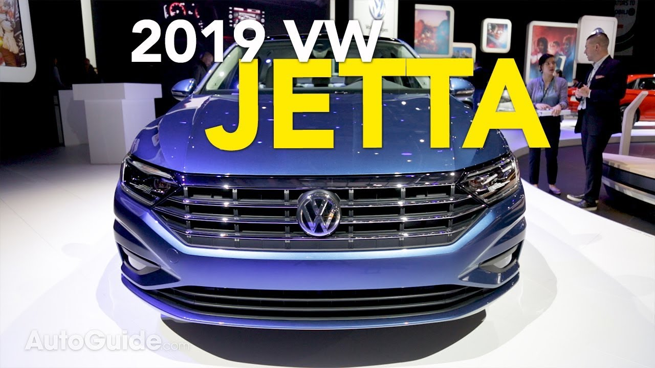 2019 Volkswagen Jetta: 5 Things You Need to Know - 2018 Detroit Auto Show - Dauer: 3 Minuten