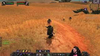 Piękne The Barrens  - World of Warcraft Classic / 07.09.2019 (#1)