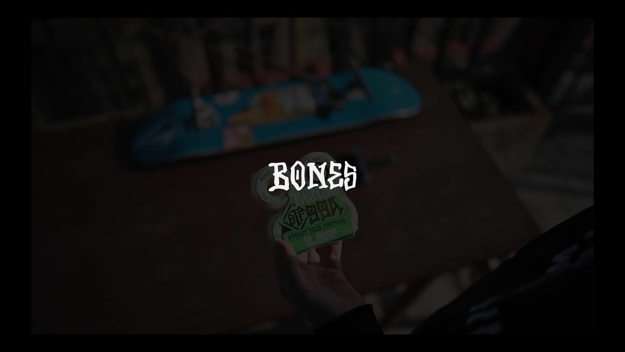 Honza Navrátil - Bones Wheels
