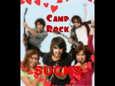 sucks Camp rock
