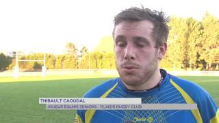 Rugby : Plaisir reprend la deuxième place après sa victoire contre Houilles