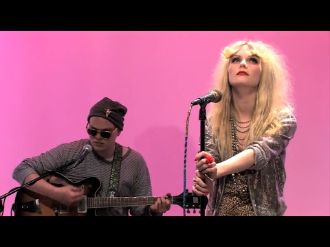 The Asteroids Galaxy Tour - Hero (ShockHound Live Acoustic Session 2010)