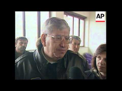 CROATIA: VOTING CONTINUES FOR 3RD DAY IN EASTERN SLAVONIA