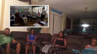 Family Reacts: Substitute Teacher pt. 2