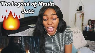 The Legend of Maula Jatt (2019) - Official First Look Trailer   REACTION