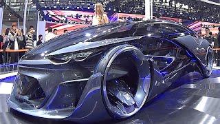 Video Chevrolet FNR concept 2016, 2017 the future Chevrolet 2018, 2019