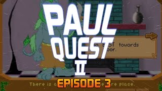 Paul Quest II - Ep03 - Asteroid Trolling [Space Quest 2 Let's Play]