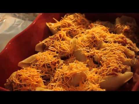 Taco Stuffed Shells | 3 Minute Kitchen