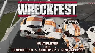 WRECKFEST for Breakfast - 31 - Racing in Darkness