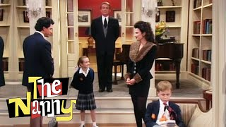 Fran Meets the Sheffields | The Nanny