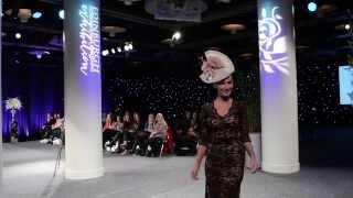 Catwalk Show Video - Wedding Hats Edinburgh 2014