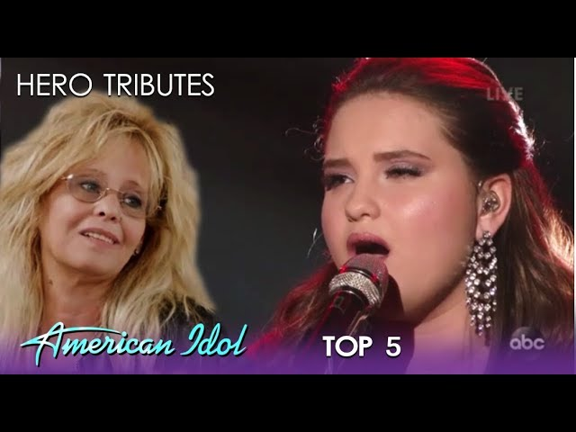 Madison Vandenburg: A Beautiful Mothers Day Tribute To Her Mom | American Idol 2019