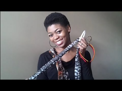 Natural Hair 4c Afro Twa Accessories Youtube