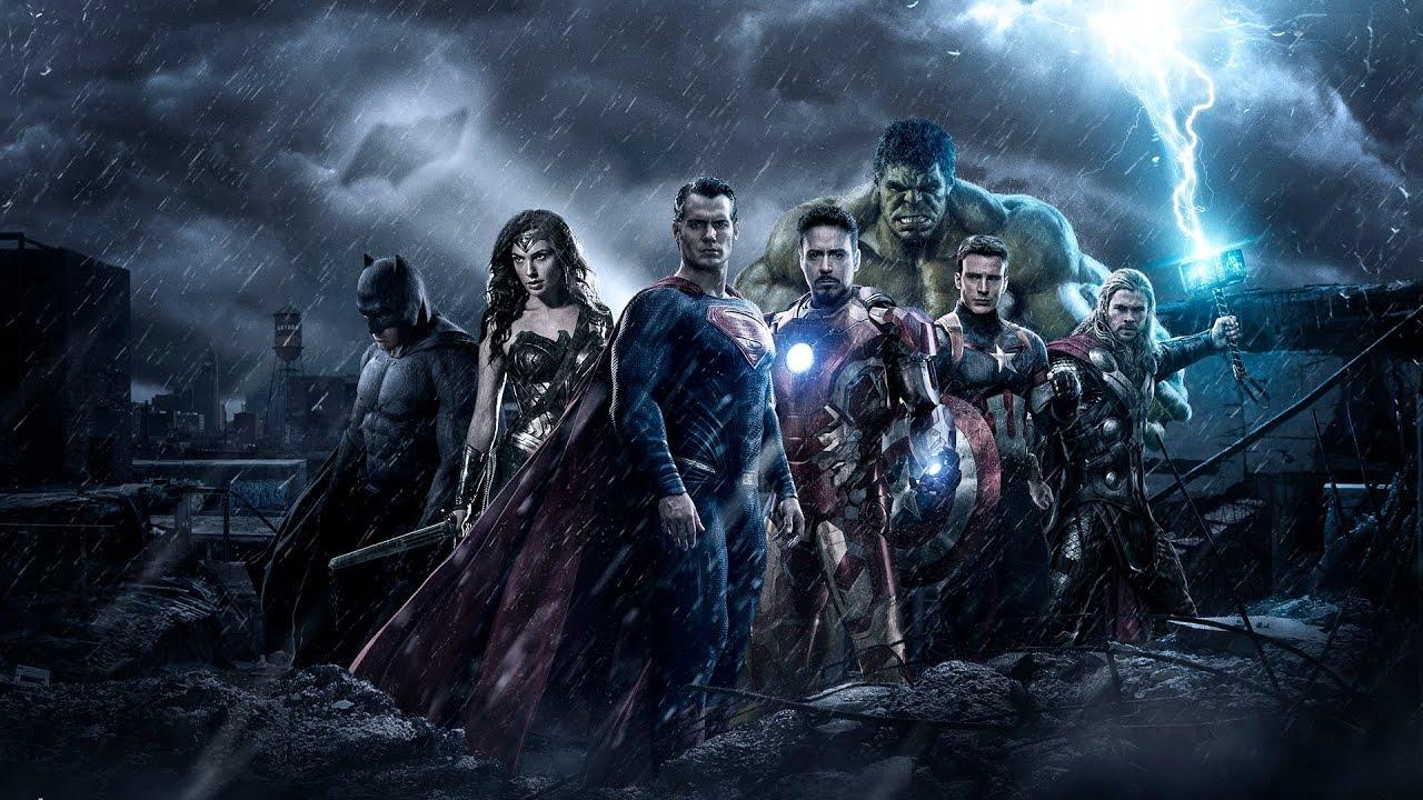 Download Avengers vs Justice League - Epic Final Trailer