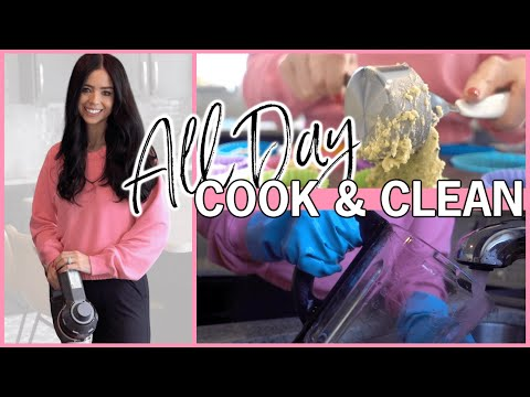 cook-and-clean-with-me-2020-//-extreme-cleaning-motivation-//-easy-meal-ideas