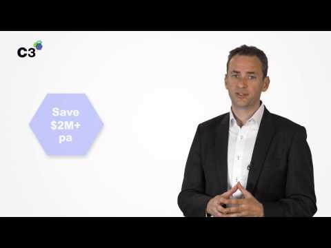 C3 - Improving Efficiencies through Information Management