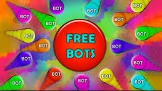 How to get bot 100 April 2016 AGARIO