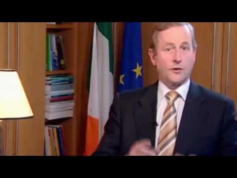 Fógra Chraolacháin Pháirtí Fhine Gael