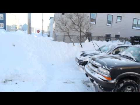 Thumbnail: Saint John Snow Storm Feb 3rd 2015