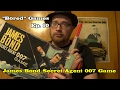 """Review of """"James Bond Secret Agent 007 Game"""" (Board Game Review)"""