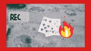 #Первий видос:Первое обучение карточки. Фокусам
