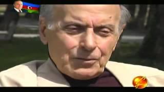 Heydər Əliyev  Altıncı film  Əsl məhəbbət haqqında film, 2001