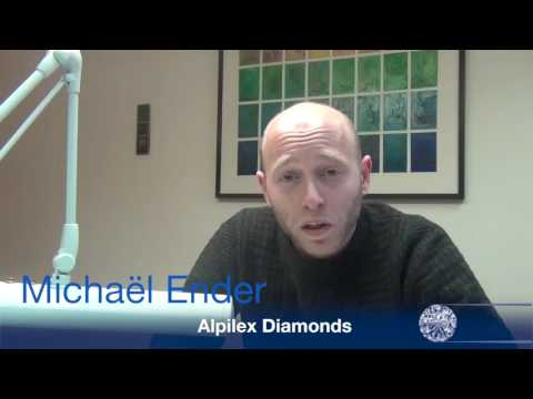 MICHAEL ENDER ALPILEX DIAMONDS