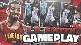 NEW DIAMOND JR SMITH 64 POINT GAMEPLAY!! OMG 4TH QUARTER COMEBACK AND GAMEWINNER! NBA 2K18 MYTEAM