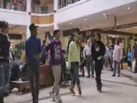 Flash Mob - Bramalea City Centre 3/3/2012